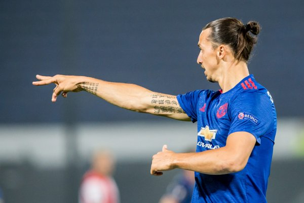 Zlatan Ibrahimovic United 026