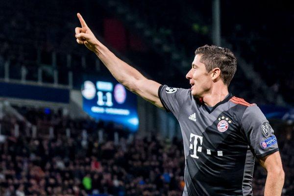 Robert Lewandowski Bayern 014